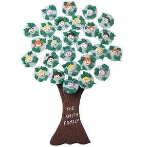 Family Treet Cupcakes