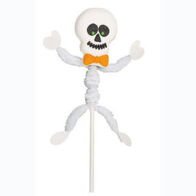 Silly Skeleton Cookie Pop