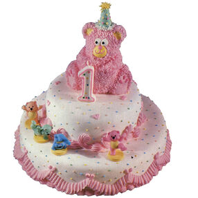 A Bear Bash For Your Little One! Cake