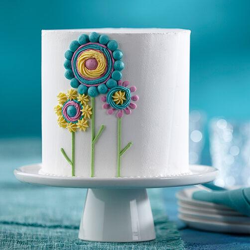 Sweet Garden Cake