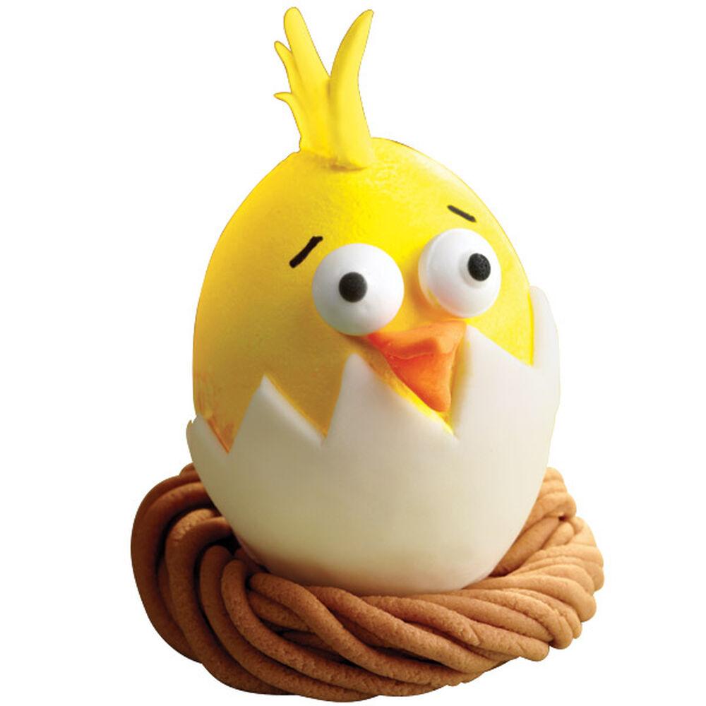 Slick Chick Easter Egg Wilton