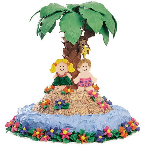 Your Fanta-Seas Come True Cake