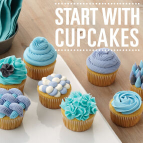 THE WILTON METHOD | Start With Cupcakes
