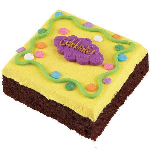 Celebrate with Chocolate Cake