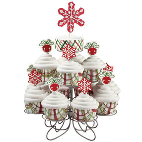 Treats and Sweets Cupcake Tower