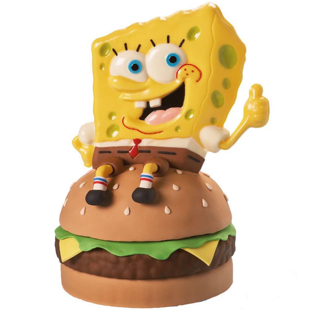 Well Done SpongeBob Cake Wilton