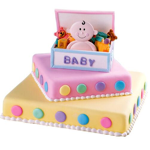 Toy Box Tot Cake