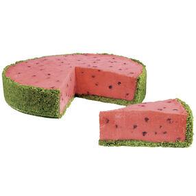 Watermelon No Bake Cheesecake