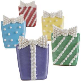 Pearled Presents Cookies