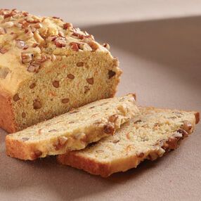 Orange Carrot Tea Bread
