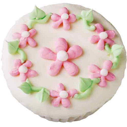 Dancing Daisies Cupcakes