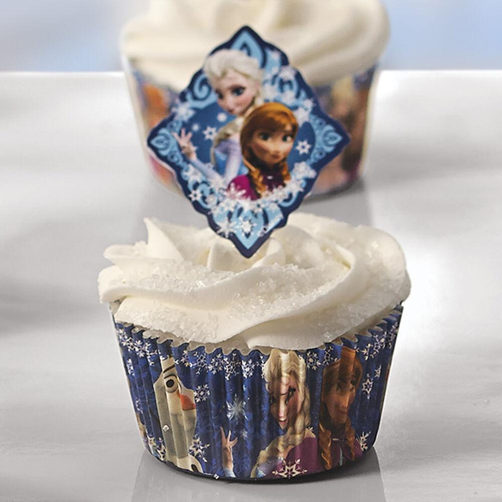 Disney Frozen Fun Cupcakes Wilton