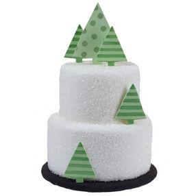 A Sparkling Season Cake