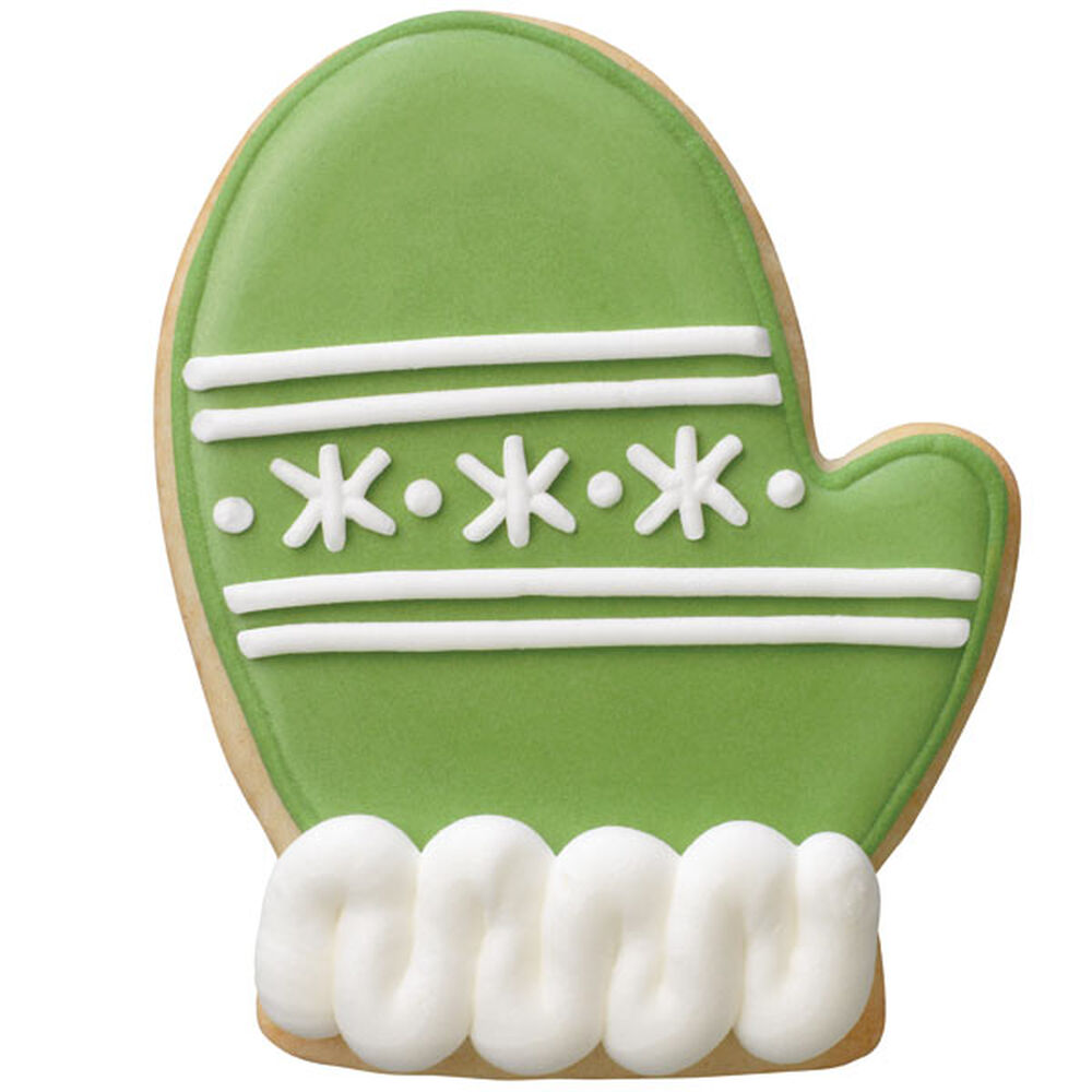 Merry Mitten Cookie Wilton