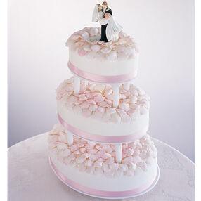 Rose Petal Reflections Cake