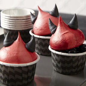 Little Devils Meringue Cookies