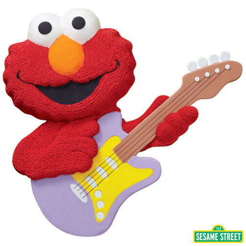 Elmo?s Pickin? Your Party! Cake