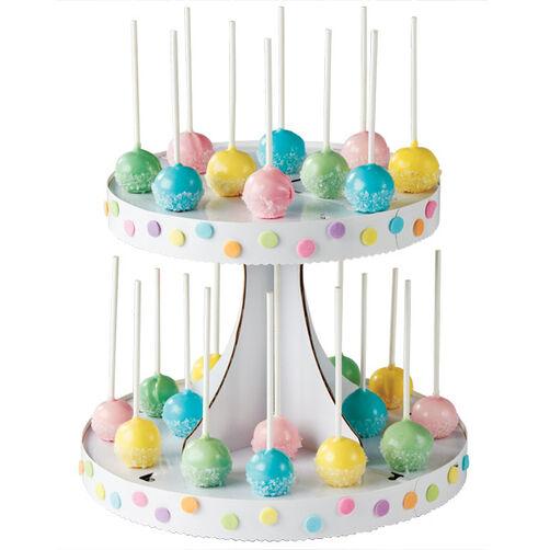 Pastel Pops Seeing Spots! Cake Pops