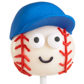 Batter Up, Boy Cake Pops