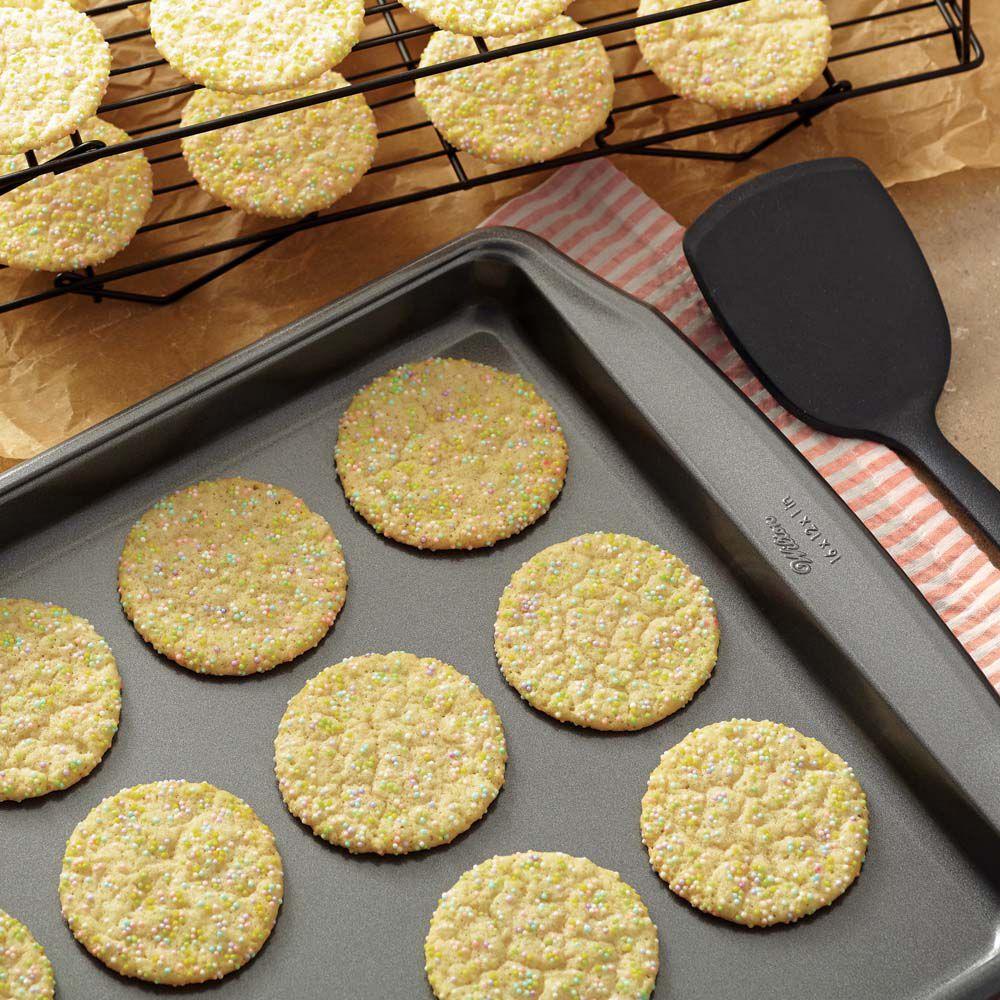 Recipe on sugar cookies
