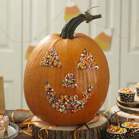 Sprinkles the Pumpkin