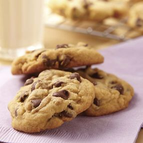 Wilton Chocolate Chip Cookies