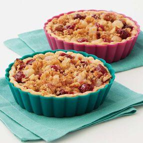 Wilton Cranberry Pear Tarts