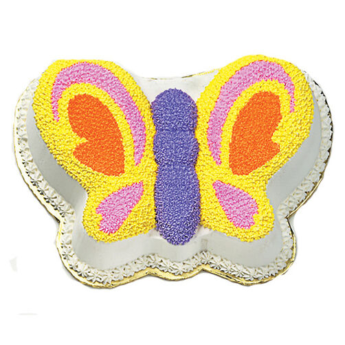 Wilton Butterfly Cake Decorating Ideas : Butterfly Cake Wilton
