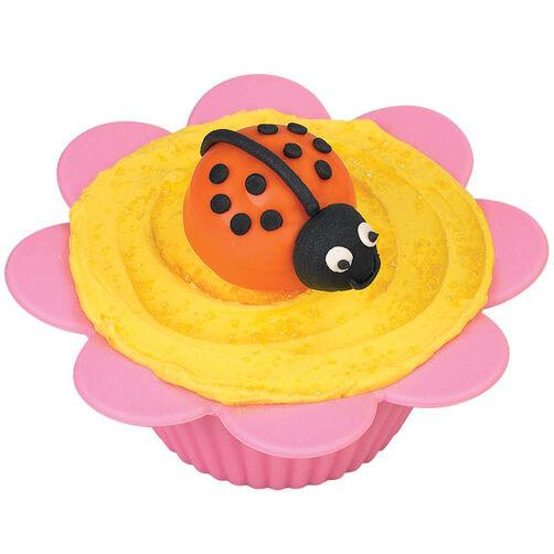 Snug as a Bug Cupcake
