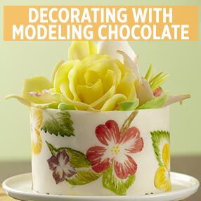 Decorating With Modeling Chocolate