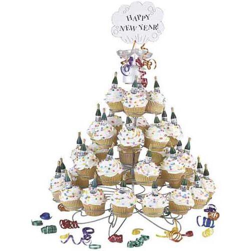 Champagne Celebration Cupcakes
