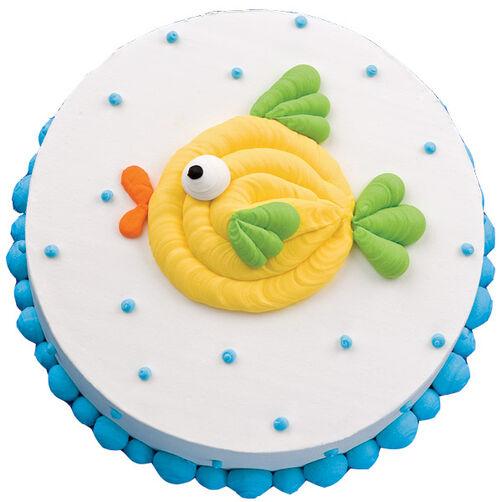 Undersea Adventure Cake