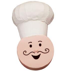 Chef's Chapeau Cake
