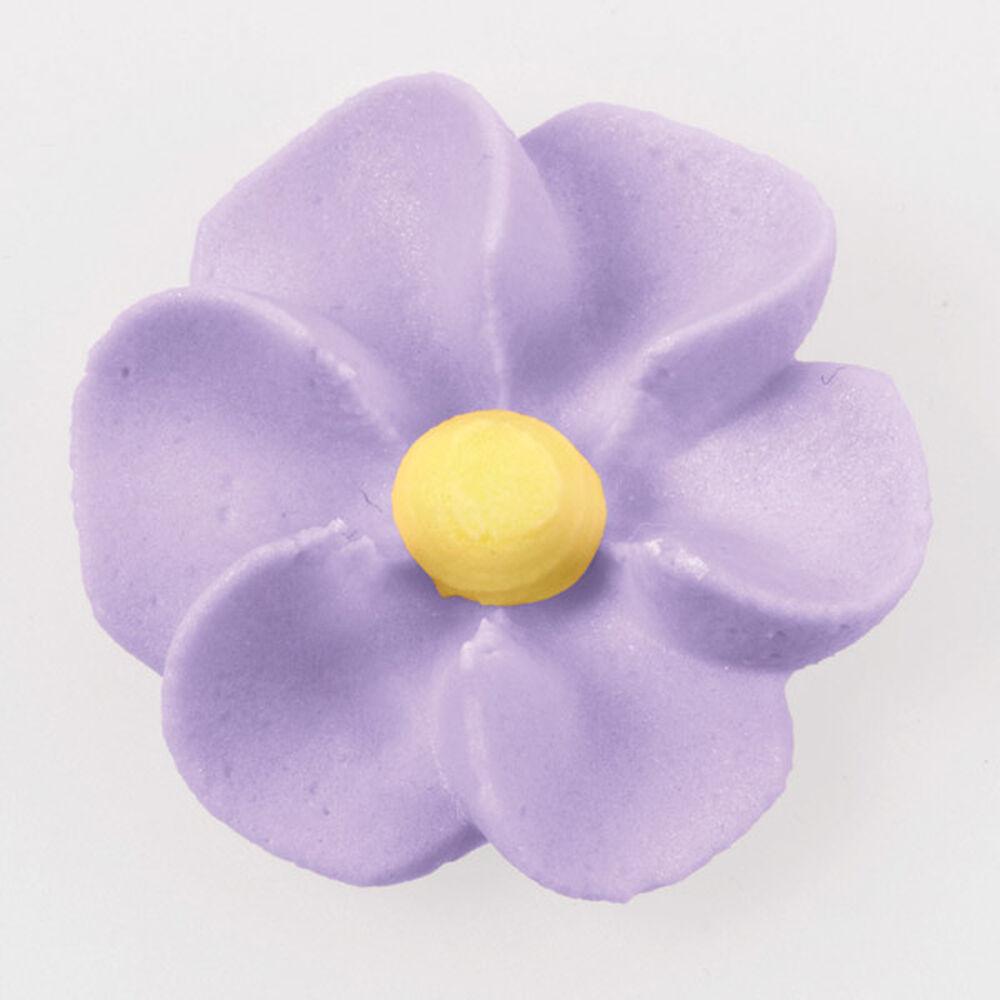 Swirl Drop Flowers Wilton