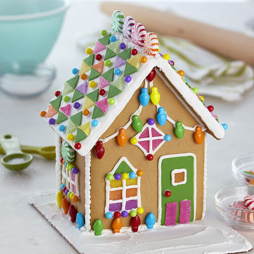 Tinsel Dreams Gingerbread House #2