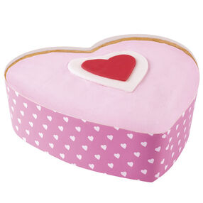Hearts-A-Thumpin? Cakes