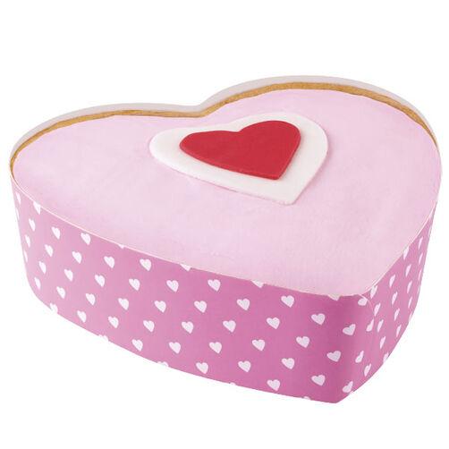 Hearts-A-Thumpin? Cakes
