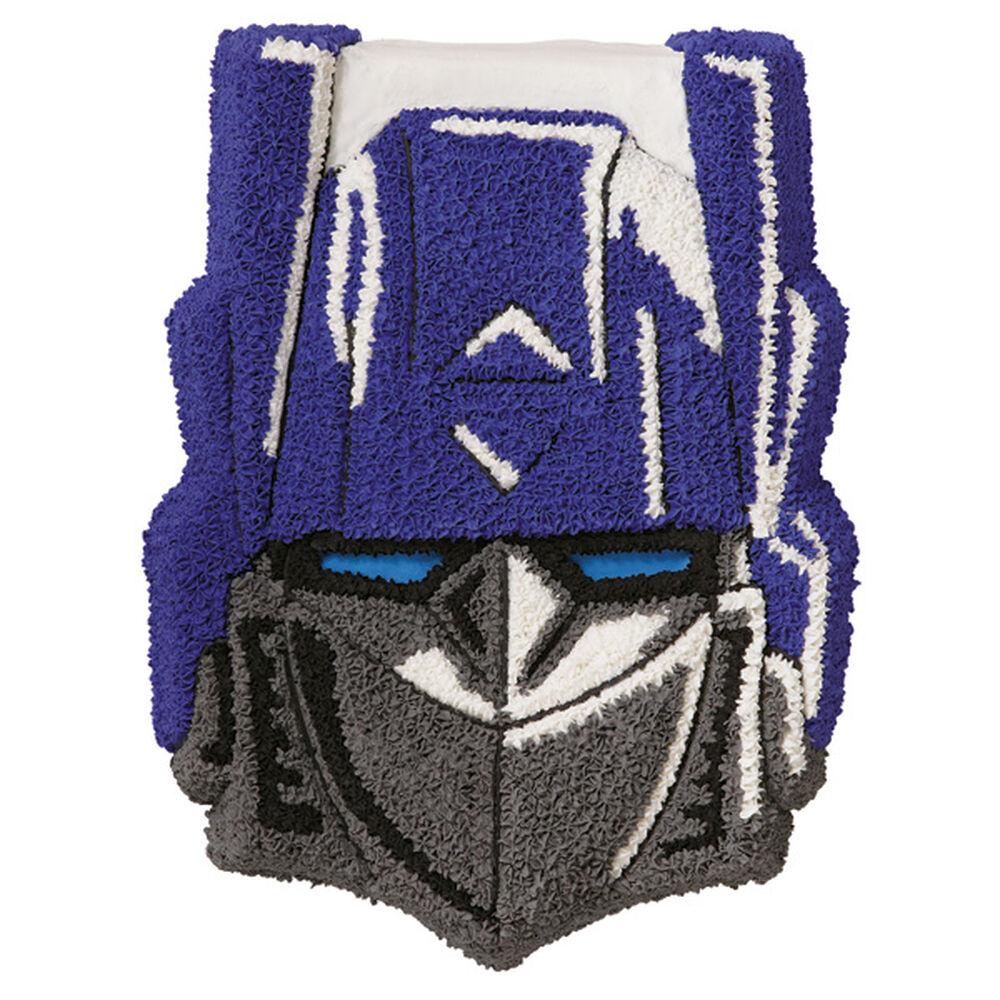 Transformers Cake Wilton