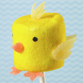 One Sweet Chick Marshmallow Treat