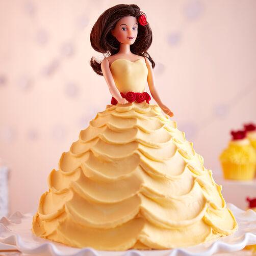 Doll Cake Wilton