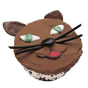 Purr-fect Cupcakes