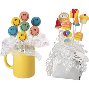 Lollipop Bouquets