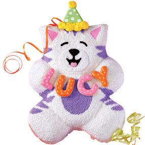 Festive Feline Cake & Cookies