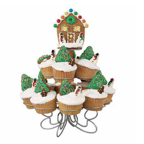 House On The Hill Cupcakes