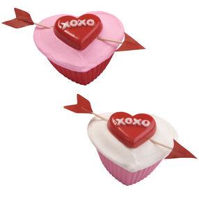 Cupid's Target Cupcakes