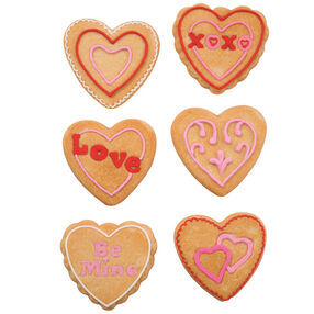 Hearts Afire Cookies