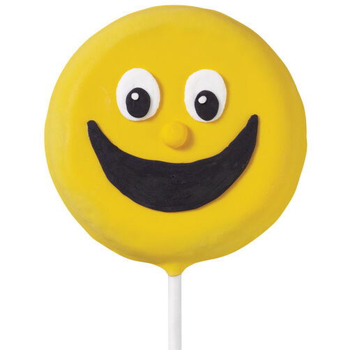 Spreading Smiles Cookie Pops