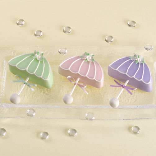 Delightful Downpour Mini Cakes