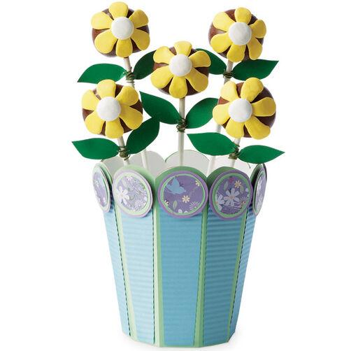 Pops Flower Pot