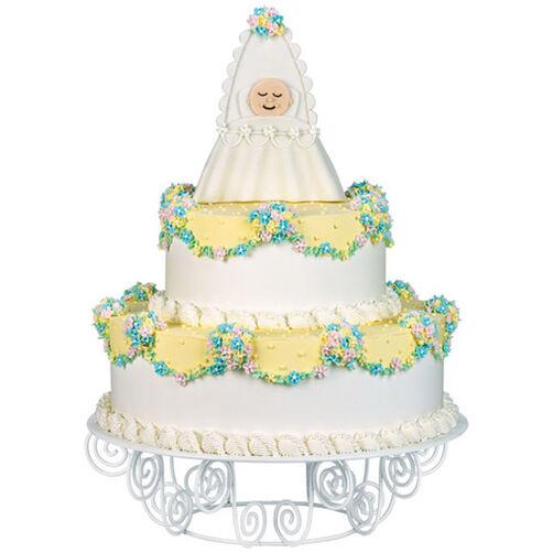An Angel Among Us Cake